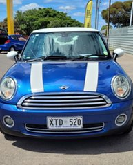 2008 Mini Hatch R56 Cooper Chilli Blue 6 Speed Manual Hatchback.