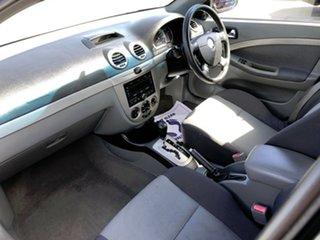 2007 Holden Viva JF MY07 Black 4 Speed Automatic Hatchback