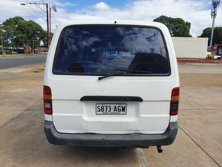 2000 Toyota HiAce LH172R LWB White 5 Speed Manual Van