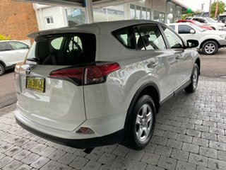2016 Toyota RAV4 GX White Constant Variable Wagon