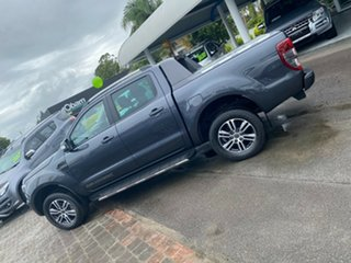 2020 Ford Ranger Wildtrak Grey Sports Automatic Double Cab Pick Up
