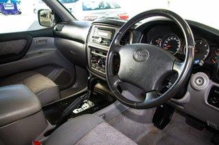 2006 Toyota Landcruiser HDJ100R Upgrade II GXL (4x4) Pewter 5 Speed Automatic Wagon