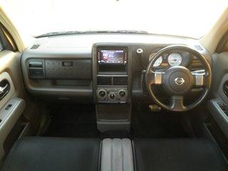 2005 Nissan Cube BZ11 Rider Black 4 Speed Automatic Wagon