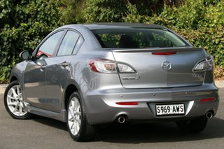 2013 Mazda 3 BL10L2 MY13 SP25 Activematic Liquid Silver 5 Speed Sports Automatic Sedan.