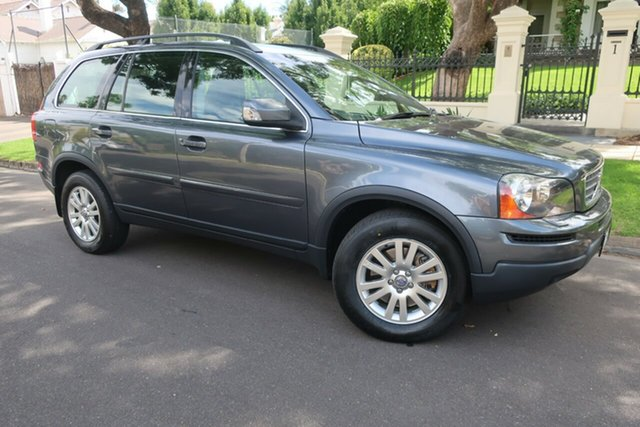 Used Volvo XC90 MY09 D5 Prospect, 2008 Volvo XC90 MY09 D5 Black 6 Speed Automatic Geartronic Wagon
