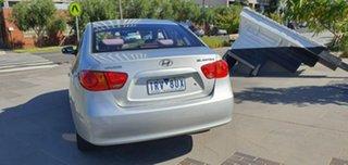2009 Hyundai Elantra HD SX Silver 4 Speed Automatic Sedan
