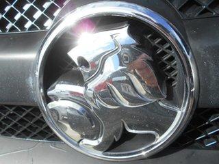 2008 Holden Barina TK MY08 Black 5 Speed Manual Sedan
