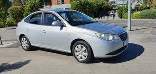 2009 Hyundai Elantra HD SX Silver 4 Speed Automatic Sedan.
