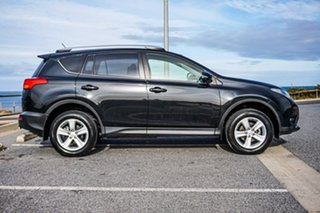 2014 Toyota RAV4 ZSA42R MY14 GXL 2WD Black 7 Speed Constant Variable Wagon