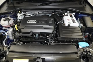 2015 Audi A3 8V MY16 Ambition Sportback S Tronic Quattro Blue 6 Speed Sports Automatic Dual Clutch