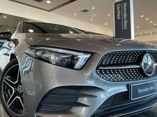 2019 Mercedes-Benz A-Class V177 A200 DCT Grey 7 Speed Sports Automatic Dual Clutch Sedan.