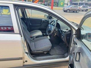 2002 Holden Astra TS City Silver 5 Speed Manual Sedan