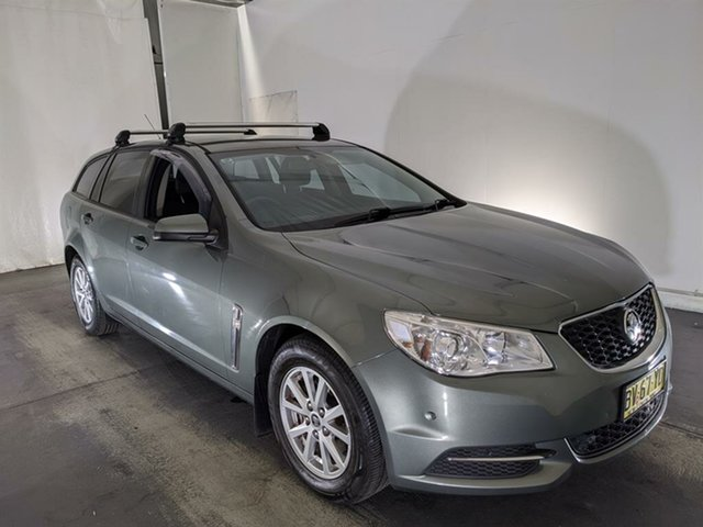 Used Holden Commodore VF MY14 Evoke Sportwagon Maryville, 2013 Holden Commodore VF MY14 Evoke Sportwagon Grey 6 Speed Sports Automatic Wagon