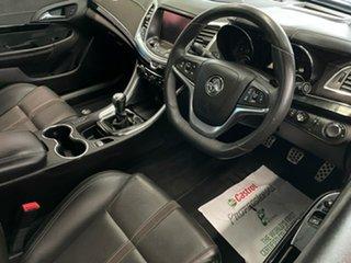 2017 Holden Ute VF II MY17 SS V Ute Redline Son of a Gun Grey 6 Speed Manual Utility