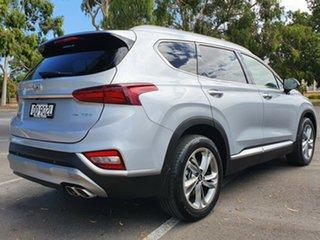 2018 Hyundai Santa Fe TM MY19 Highlander Silver 8 Speed Sports Automatic Wagon.