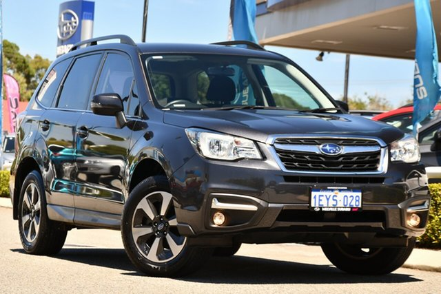 Used Subaru Forester S4 MY16 2.5i-L CVT AWD Melville, 2016 Subaru Forester S4 MY16 2.5i-L CVT AWD Dark Grey 6 Speed Constant Variable Wagon