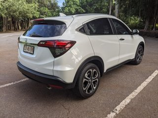 2019 Honda HR-V MY20 VTi-LX White 1 Speed Constant Variable Hatchback