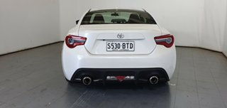 2017 Toyota 86 ZN6 GT Pearl White 6 Speed Sports Automatic Coupe