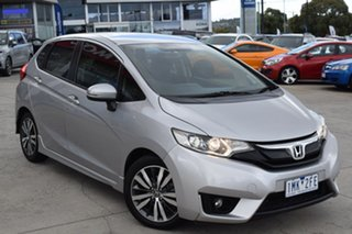 2014 Honda Jazz GF MY15 VTi-S Silver 1 Speed Constant Variable Hatchback.