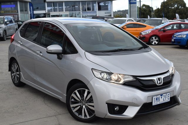 Used Honda Jazz GF MY15 VTi-S Ferntree Gully, 2014 Honda Jazz GF MY15 VTi-S Silver 1 Speed Constant Variable Hatchback