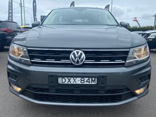 2018 Volkswagen Tiguan 5N MY18 110TDI DSG 4MOTION Comfortline Grey 7 Speed