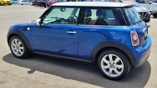 2008 Mini Hatch R56 Cooper Chilli Blue 6 Speed Manual Hatchback