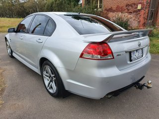 2013 Holden Commodore VE Series II SV6 Silver Sports Automatic Sedan