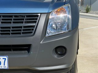 2007 Holden Rodeo RA MY07 DX 4x2 Blue 5 Speed Manual Cab Chassis
