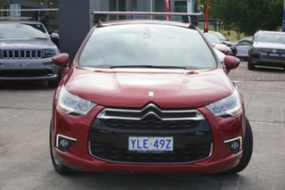 2013 Citroen DS4 F7 MY13 DStyle THP 160 Maroon 6 Speed Automatic Hatchback.