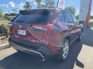 2020 Toyota RAV4 Mxaa52R GXL 2WD Atomic Rush 10 Speed Constant Variable Wagon.