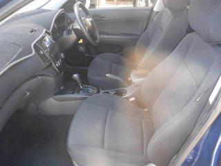 2012 Hyundai i30 FD SX Blue 4 Speed Automatic Hatchback