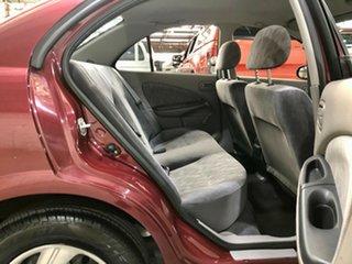 2001 Nissan Pulsar N16 LX 40th Anniversary Quartz 4 Speed Automatic Sedan