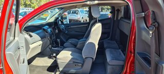 2013 Holden Colorado RG MY13 LTZ Space Cab Red 6 Speed Sports Automatic Utility