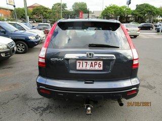 2008 Honda CR-V MY07 (4x4) Luxury Grey 5 Speed Automatic Wagon