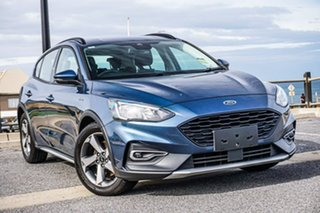 2019 Ford Focus SA 2019.75MY Active Blue 8 Speed Automatic Hatchback.