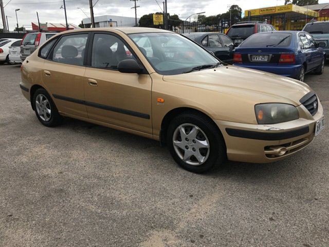 Used Hyundai Elantra XD MY04 Blair Athol, 2004 Hyundai Elantra XD MY04 5 Speed Manual Hatchback
