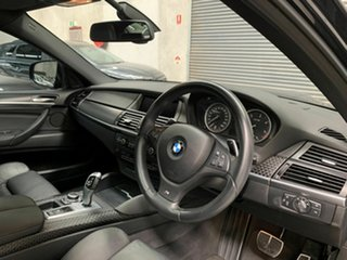 2013 BMW X6 E71 LCI MY1112 xDrive40d Coupe Steptronic Black 8 Speed Sports Automatic Wagon