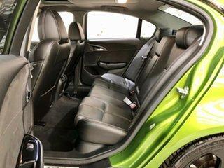 2016 Holden Commodore VF II MY16 SS V Redline Green 6 Speed Manual Sedan