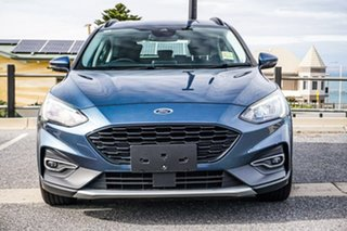 2019 Ford Focus SA 2019.75MY Active Blue 8 Speed Automatic Hatchback