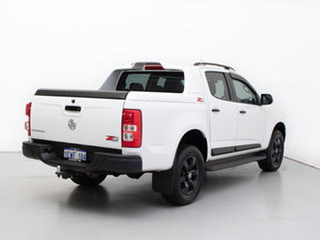 2015 Holden Colorado RG MY16 Z71 (4x4) White 6 Speed Automatic Crew Cab Pickup