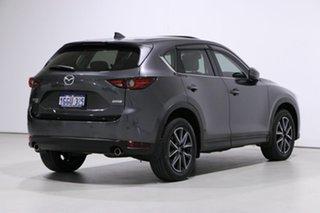 2017 Mazda CX-5 MY17 GT (4x4) Grey 6 Speed Automatic Wagon