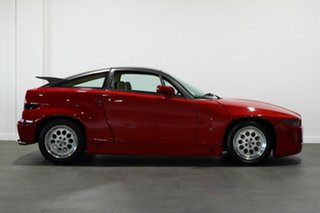 1990 Alfa Romeo SZ Red 5 Speed Manual Coupe