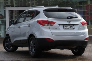 2015 Hyundai ix35 LM Series II Elite (FWD) Silver 6 Speed Automatic Wagon.