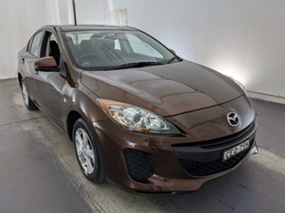 2011 Mazda 3 BL10F2 Neo Activematic Bronze 5 Speed Sports Automatic Sedan.