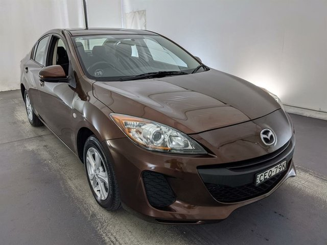 Used Mazda 3 BL10F2 Neo Activematic Maryville, 2011 Mazda 3 BL10F2 Neo Activematic Bronze 5 Speed Sports Automatic Sedan