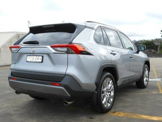 2019 Toyota RAV4 Mxaa52R Cruiser 2WD Silver 10 Speed Constant Variable Wagon