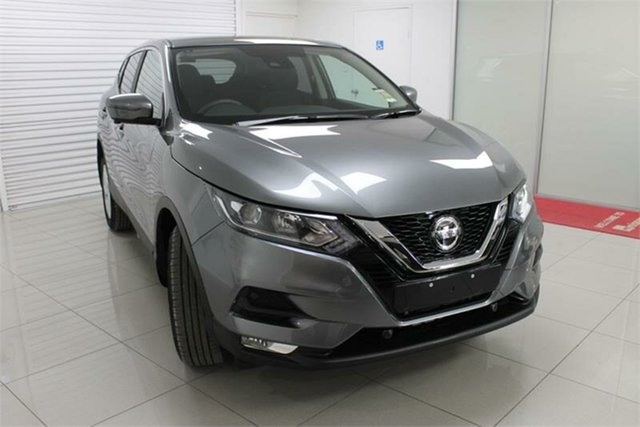 New Nissan Qashqai ST+ , 2020 Nissan Qashqai J11 Series 3 ST+ Platinum 1 Speed Constant Variable Wagon