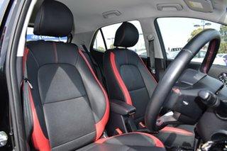 2018 Kia Picanto JA MY18 AO Edition Black 4 Speed Automatic Hatchback