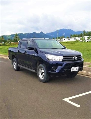 Demo Toyota Hilux Standard , Toyota Hilux Standard Dark Blue Mica Manual