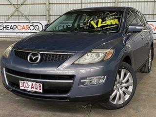 2008 Mazda CX-9 TB10A1 Luxury Grey 6 Speed Sports Automatic Wagon.